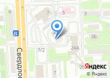 Компания «ПКФПРОМАВТОМАТИКА» на карте