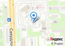 Компания «Служба по ремонту окон» на карте