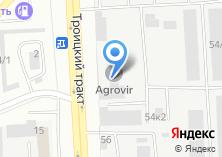 Компания «Чел-Кровати ру» на карте