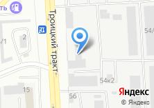 Компания «Элидек» на карте