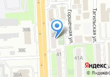 Компания «Торос агентство недвижимости» на карте
