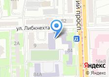 Компания «СДЮСШОР №4 по спортивной гимнастике» на карте
