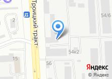 Компания «Техносталь» на карте