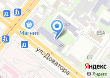 Компания «Челябинский государственный колледж промышленной автоматики» на карте