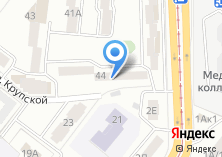 Компания «Элиз-Дент» на карте