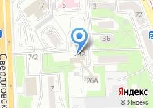 Компания «Центр психологической коррекции избыточного веса Ларцевой и Ивановой» на карте