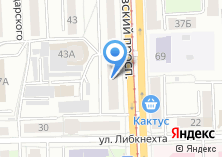 Компания «Пром-Комплект» на карте