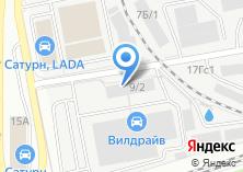 Компания «ИнтерСити74» на карте