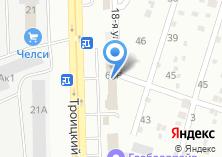 Компания «УралАвтоДом» на карте