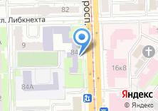Компания «Областная СДЮШОР по греко-римской борьбе боксу» на карте