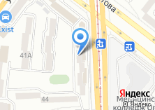 Компания «OSB Курган» на карте