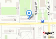 Компания «ОиР+6» на карте