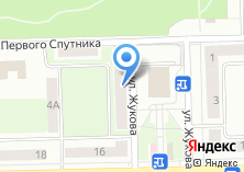 Компания «CD City» на карте