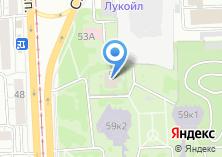 Компания «ЭЛЕКТРОМЕТАЛЛУРГИЧЕСКИЙ КОМБИНАТ» на карте