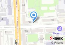 Компания «GaGa.ru» на карте