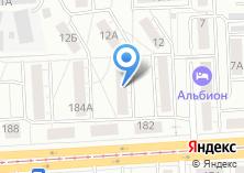 Компания «Чайка детский клуб» на карте