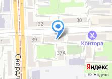 Компания «КБС-Групп» на карте
