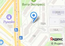 Компания «Avtovorota 174» на карте