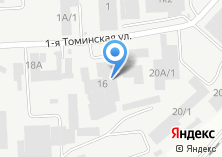 Компания «ЧЕЛЯБИНСКИЙ ЗАВОД ЭЛЕКТРОУСТАНОВОК» на карте