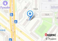 Компания «Лингва Люкс» на карте