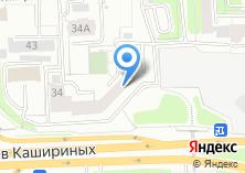 Компания «Юнилевер Русь» на карте