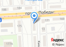 Компания «Проект» на карте