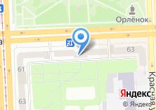 Компания «VIP студия» на карте