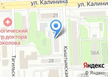 Компания «ETODETALI.RU» на карте