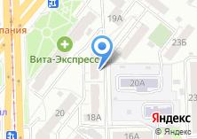 Компания «Промпроект-555» на карте