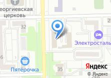 Компания «Челябинскгоргаз» на карте