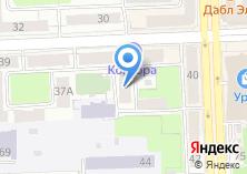 Компания «Южно-Уральская сантехническая компания» на карте