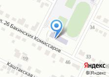 Компания «Карапузик74» на карте