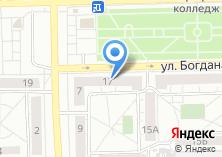 Компания «Библиотека №1 им. 30-летия ВЛКСМ» на карте