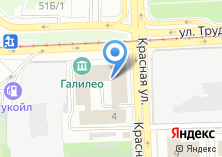 Компания «ИнтерМетПром» на карте