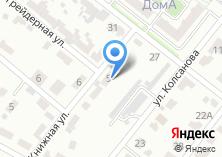 Компания «Уральская звезда» на карте
