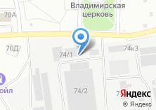 Компания «Форус» на карте