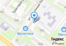 Компания «Уралтехцентр» на карте