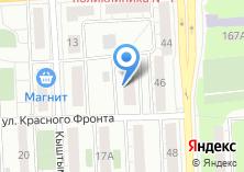 Компания «РегионПро» на карте