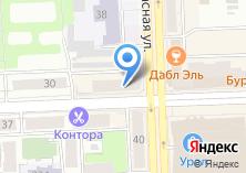 Компания «ГЛАВЭКСПЕРТ» на карте