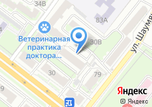 Компания «СитиШоу» на карте
