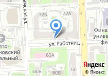 Компания «Albus Dentas» на карте