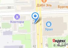 Компания «Daniko-Дизайн» на карте