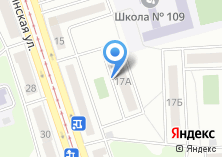 Компания «Мир квартир» на карте