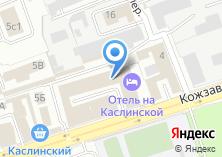 Компания «Инструмент-Импорт» на карте