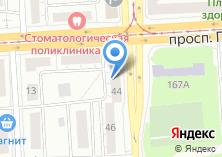 Компания «Автоюрист юридическая фирма» на карте