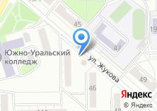 Компания «Сеть мастерских по ремонту обуви и изготовлению ключей» на карте