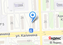 Компания «УралСибСтрой» на карте