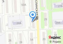 Компания «Отдел Военного комиссариата Челябинской области по Калининскому району» на карте