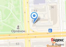 Компания «Челябметротрансстрой» на карте