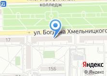 Компания «ПроМет М» на карте